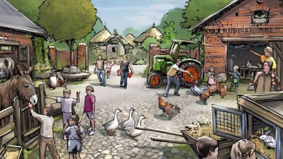 Ziel- und Entwicklungsplan Tierpark berlin bis 2030