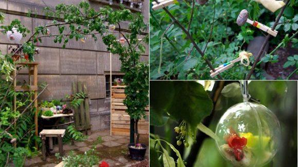 The Secret Garden – ein temporärer Cocktail-Club / Pop-up-Event, Bar und Aperitivo (2012).(c)nomyblog
