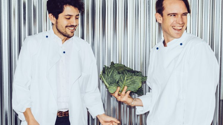 Tommy Tannock und Johnnie Collins (v.l.) sind die Macher hinter The Store Kitchen. Bei der Guest Chef Serie laden sie Gästeköche für zwei Tage ein, ihre Küche zu entern.