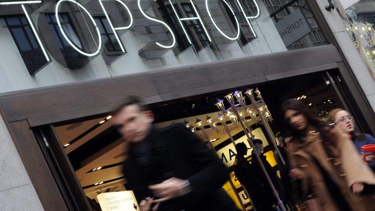 Am 04. September eröffnet einer der ersten TOPSHOPs in Deutschland im KaDeWe.