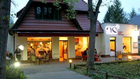 Unscheinbares Häuschen, beste Küche: das AS am See in Bad Saarow