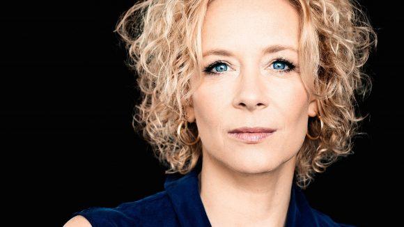 Vorleserin bei der Potsdamer Schlössernacht 2018: Schauspielerin Katja Riemann ©Mathias Bothor