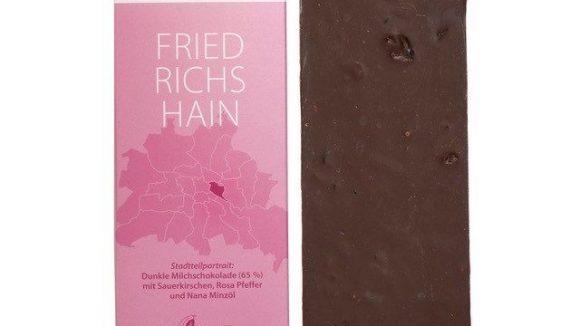 Warum Friedrichshain genau diese Zutaten hat? Findet's raus! ©Sarah Eick