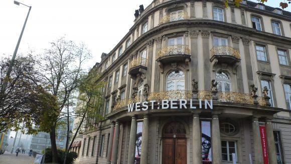 West:Berlin im Ephraim-Palais. (c) Trieba