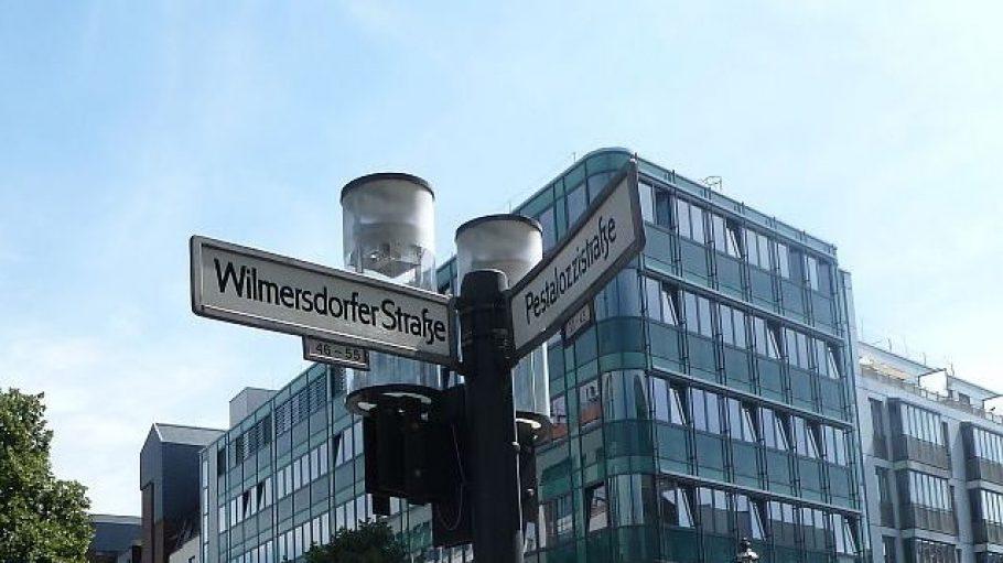 Anwohner werden gegen Drogengeschäfte auf der Wilmersdorfer Straße aktiv.