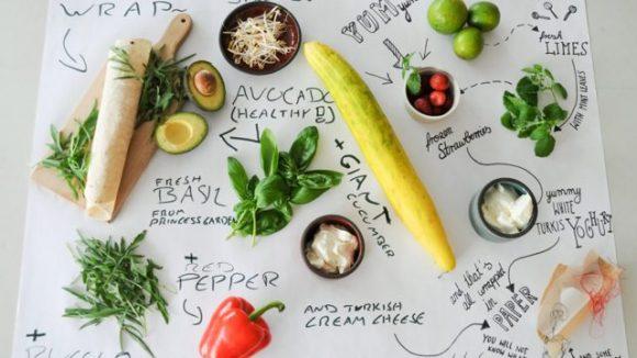Workshop EAT DESIGN! Creating Edible Stories (2013).(c)Annabelle Graf