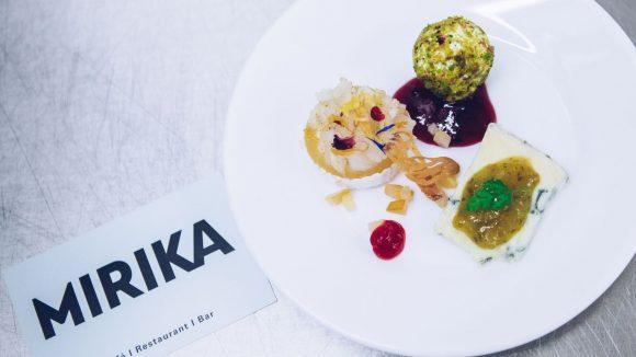 Yummie! Lecker Nachtisch im Mirika. ©Martin Priesterjahn