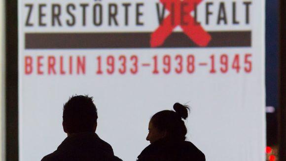 Auf dem Campus der Charité können sich Besucher nun noch eingehender mit der NS-Vergangenheit der Einrichtung auseinandersetzen.