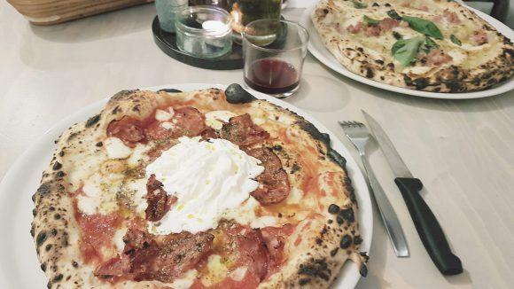 Bei diesem Anblick wollen wir direkt und sofort wieder ins W Pizza und die gute Pizza schlemmen.