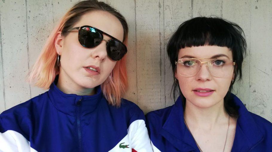 Die zwei Mädels von Gurr