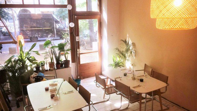 Supper-Club-Location Paradiso in Kreuzberg.