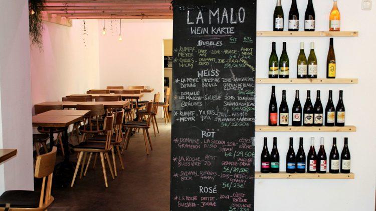 La Malo - französisches Restaurant in Neukölln