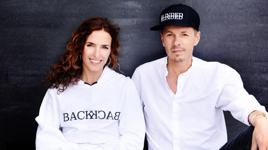 Uli und Michi Beck starten heute den Verkauf ihres brandneuen Modelabels.