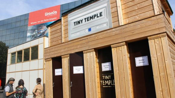 Der Tiny Tempel