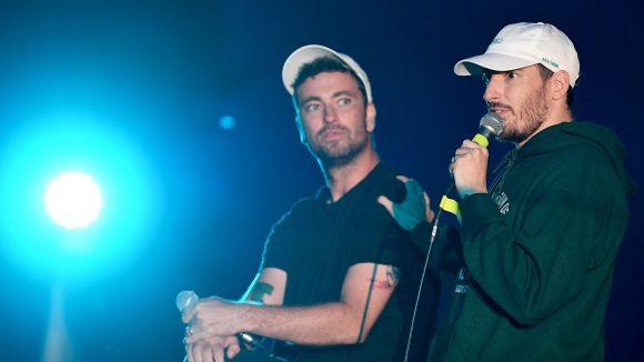 Marteria und Casper stellen ihr neues Album vor