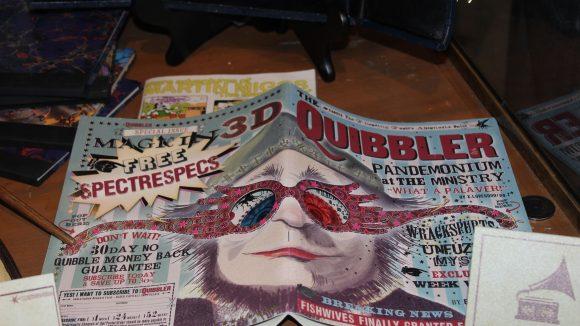 Der Quibbler das Magazin