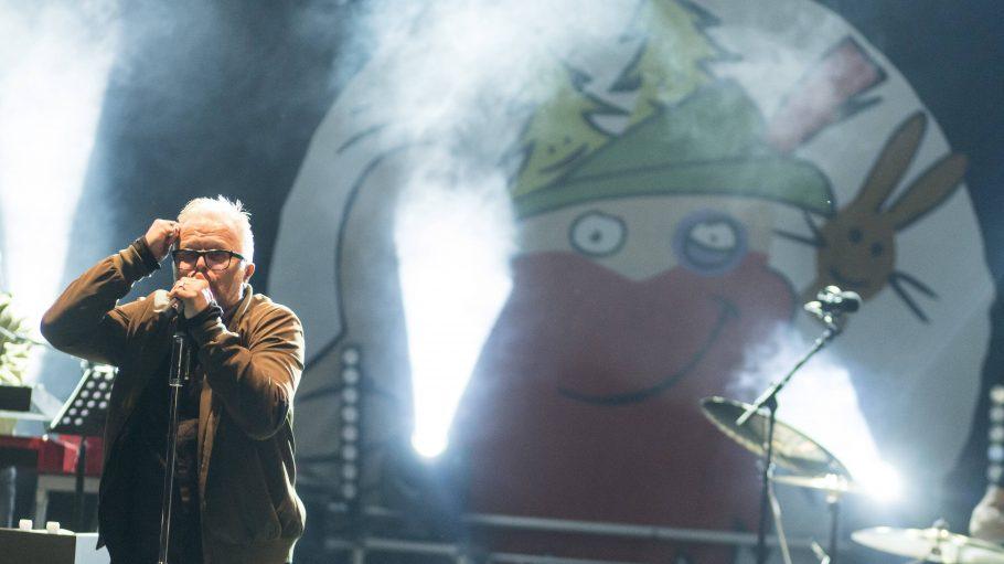 Herbert Grönemeyer beim Konzert gegen Rechts