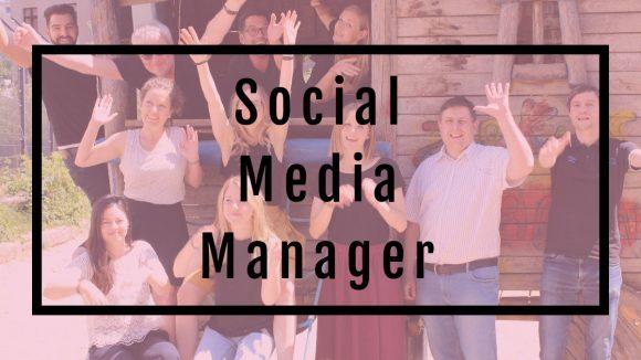 Mitarbeiter vom Stadtmagazin QIEZ.de in Berlin, die einen Social-Media-Manager suchen.