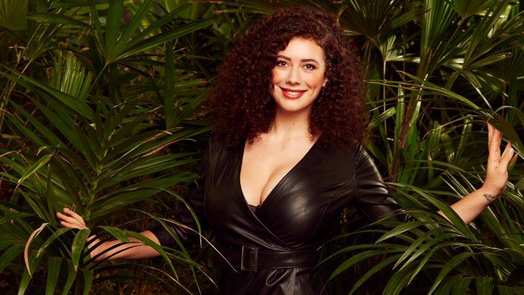 Leila Lowfire im Dschungelcamp.