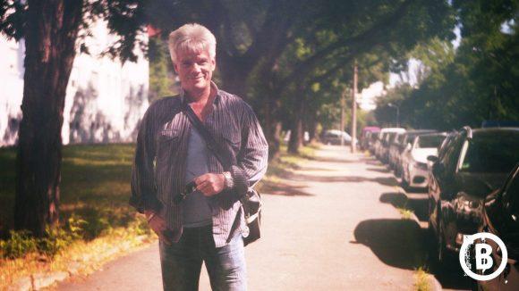 Uwe ist in der DDR groß geworden und jetzt unser Berliner der Woche.
