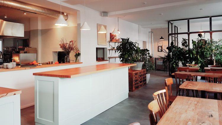Innenansicht Restaurant FREA