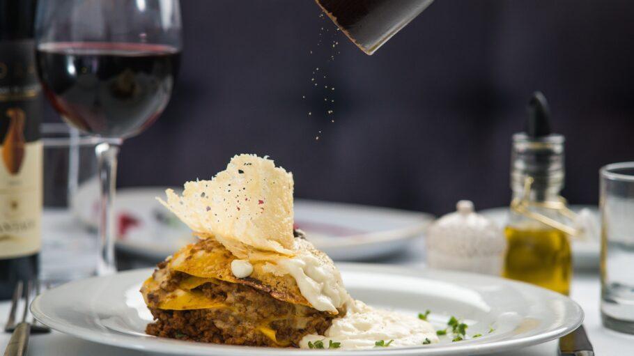 lasagna-italienisch food