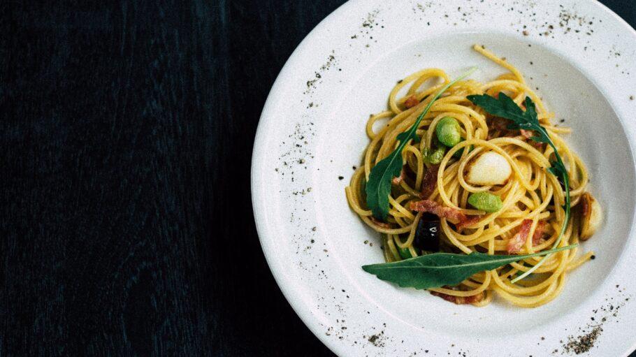 pasta italienisch