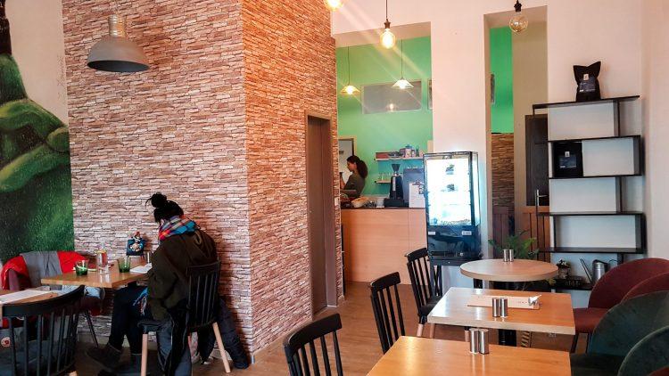 Innenraum Cafe