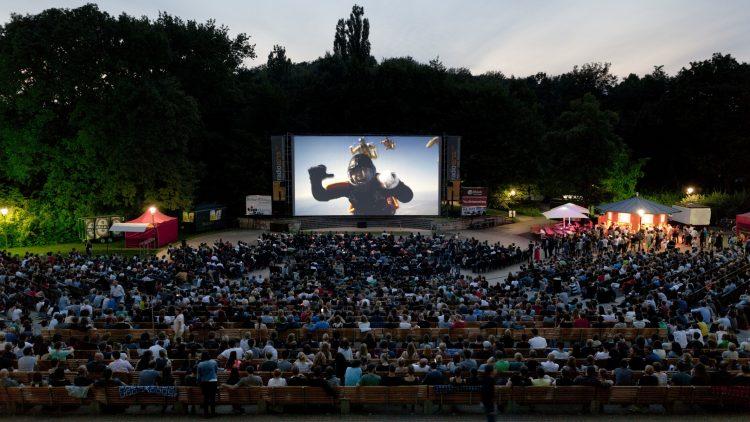 Das Freiluftkino Friedrichshain ist eine der 16 Spielstätten des Berlinale Summer Specials 2021.