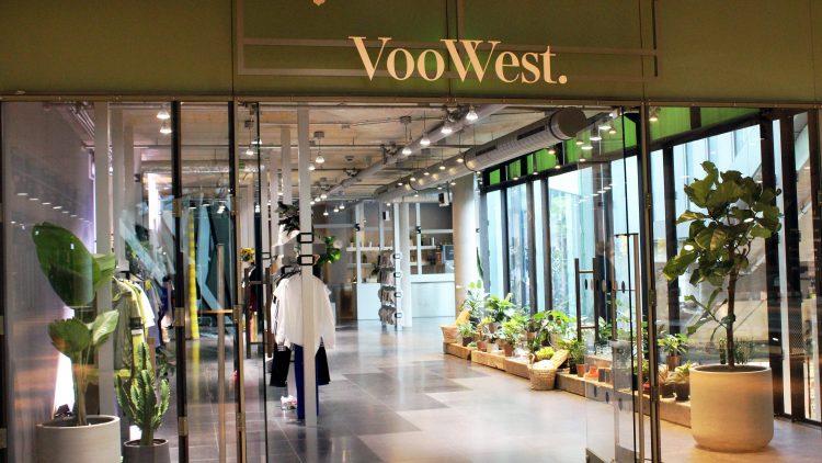 VooWest Eingang