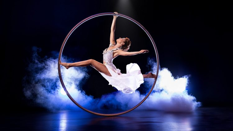 Valerie Inertie - Cyr-wheel / Aerialist Fine Art photography by Yan Revazov, Advertising photographer  Winner of  IPA international photography award 2016, Photo Shoot Award 2017, ND Awards Photo Contest 2016,  Finalists for the Broadcast TV talent Competition SKY ART Masters of Photography, which was guided by the jury of Oliviero Toscani,  Jason Bell ,  David LaChapelle , Bruce Guildon.