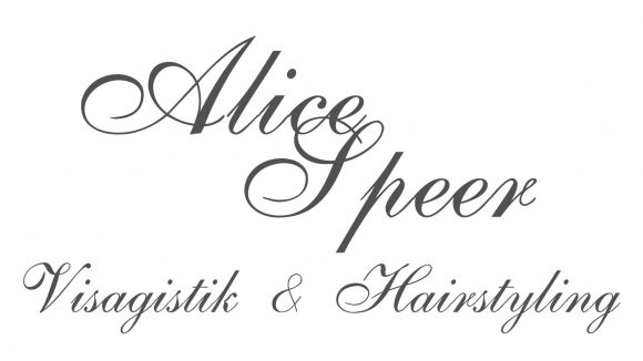 Logo Alice Speer auf weißem Grund