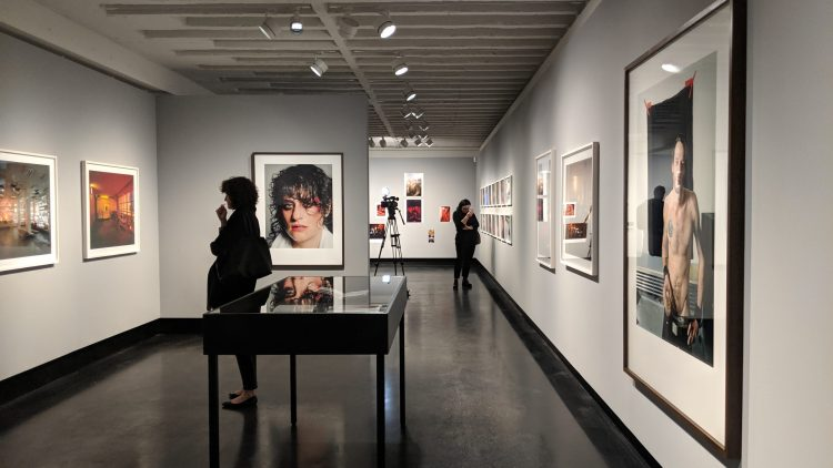 Die Ausstellungsäume des CO Berlin