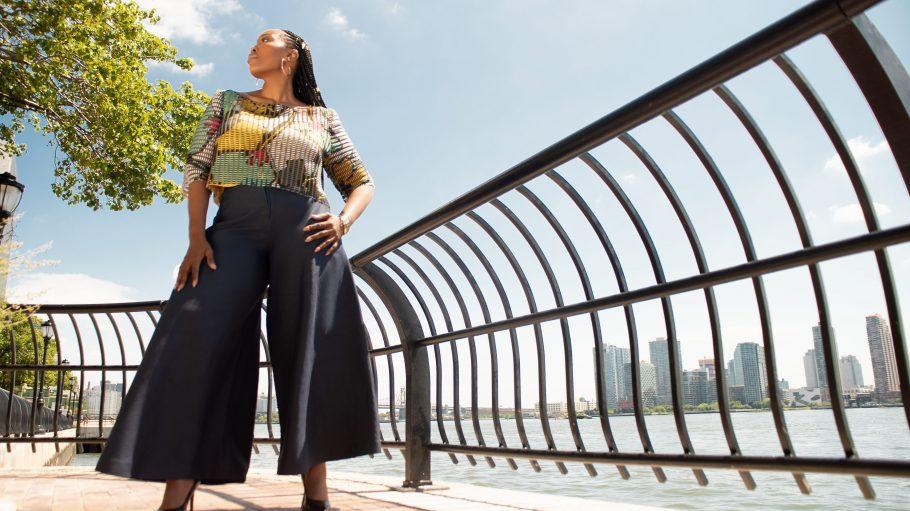 """Curvy Fashion mit Stil vom Berliner Label """"Prachtweib""""."""
