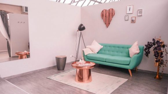 türkises Zimmer Vanity Bridal (800x533)