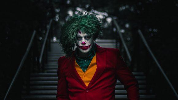 Joker Halloween Kostüm