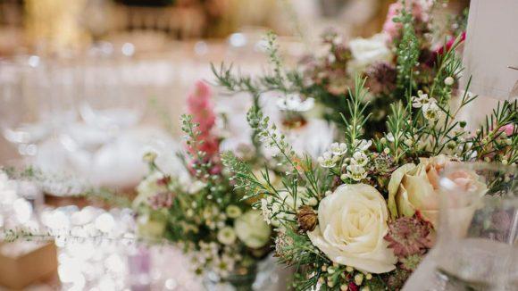 Tischblumen von Flower and Art