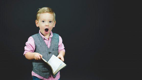 Das beste Mittel, um Kids zum Lesen zu bringen, sind gute Bücher.