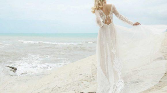 crusz brautkleid boho hippie chic gala bridal