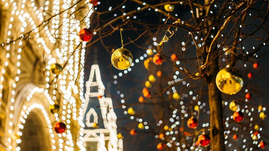 Um in Weihnachtsstimmung zu kommen, hilft ein Besuch auf dem Weihnachtsmarkt immer!
