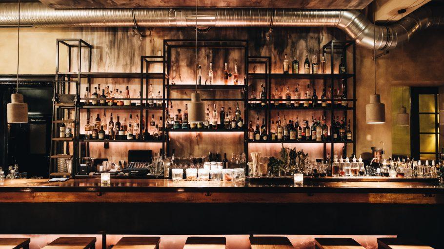 Die Bar des Herr Lindemann