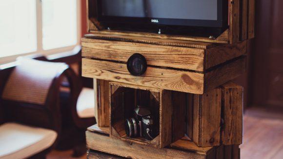 Fotobox analoge und digitale Kamera