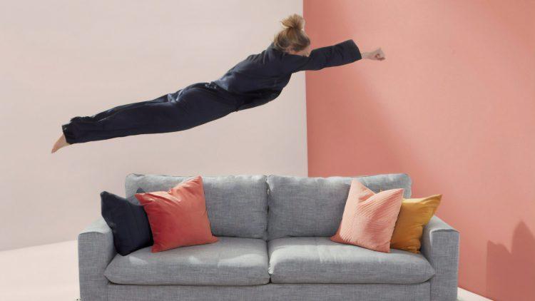 Man kann ja schlecht weiter auf der Couch rumhängen, wenn man mehr aus sich herausholen will.