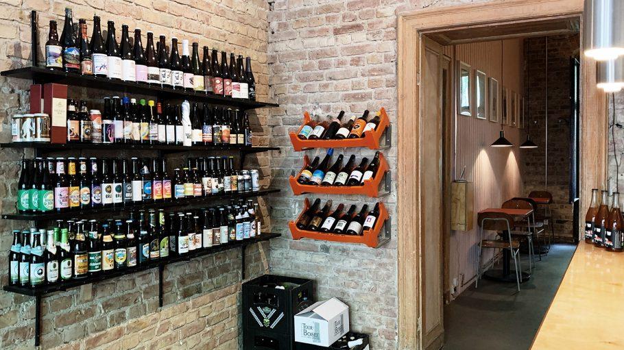 Lager Lager Craft Beer Shop und Bar Neukölln