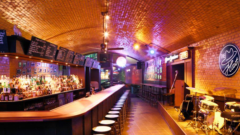 """""""The Hat"""" - Jazz Bar Berlin Lotte-Lenya-Bogen 550 10623 Berlin"""