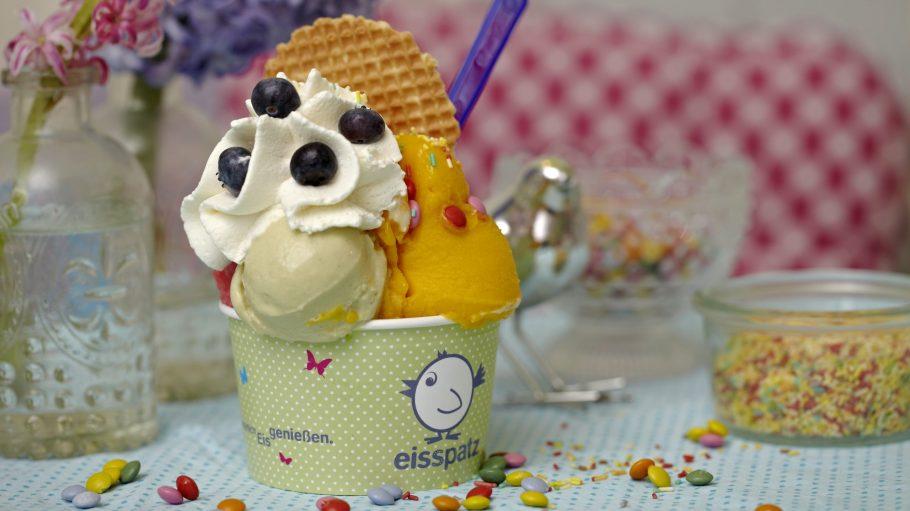 Eisspatz