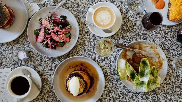 Frühstück im Annelies in Kreuzbzerg