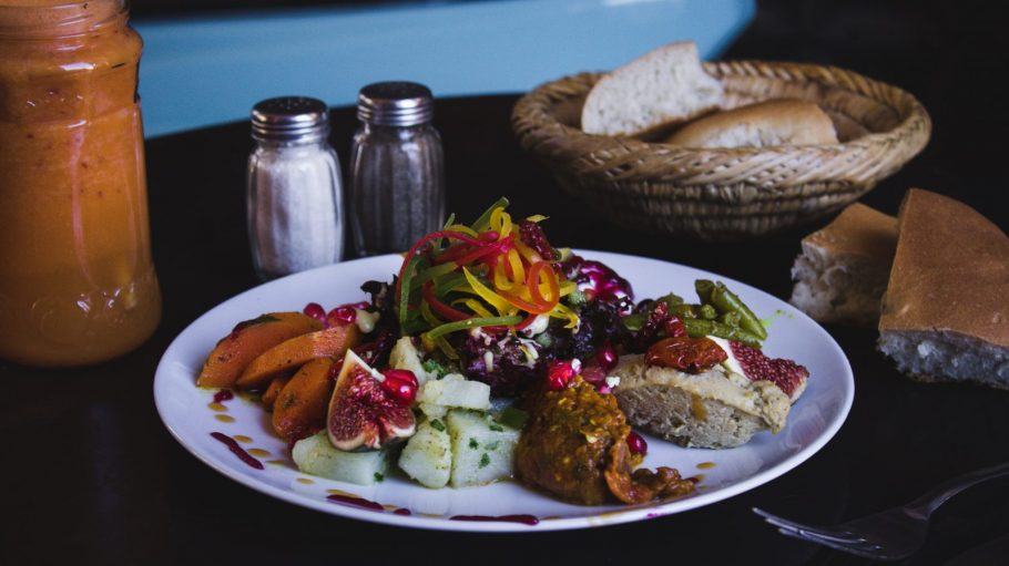 Veganes Essen mit orientalischen Einflüssen gibt es ab sofort bei Vegano Flavors.