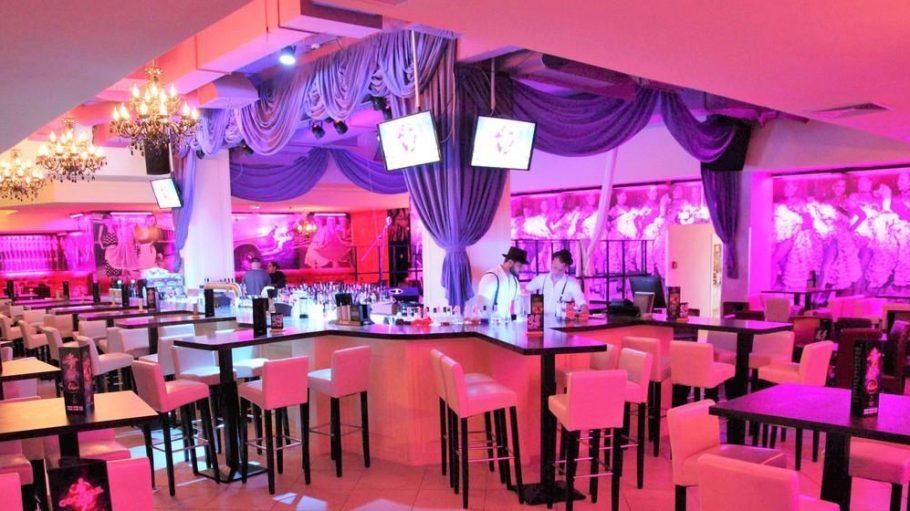 Knutschfleck Berlin Bar Location