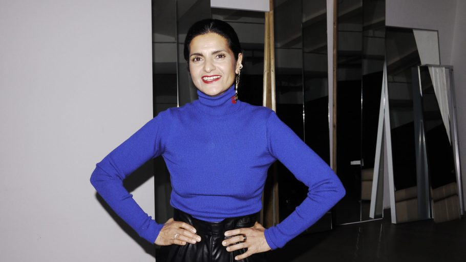 Modedesignerin Leyla Piedayesh
